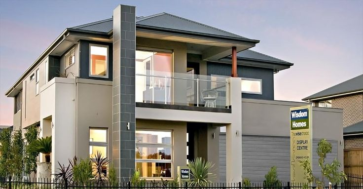 Wisdom Display Homes: Kellyville, NSW - Manhattan. Visit www.localbuilders.com.au/display_homes_nsw.htm for all display homes in New South Wales