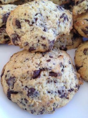 Cookies au chocolat ... 2 pp