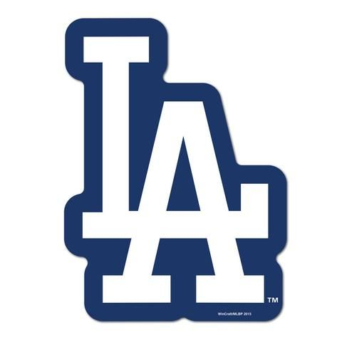 Los Angeles Dodgers Logo On The Gogo Losangelesdodgers Los Angeles Dodgers Logo Dodgers Los Angeles Dodgers