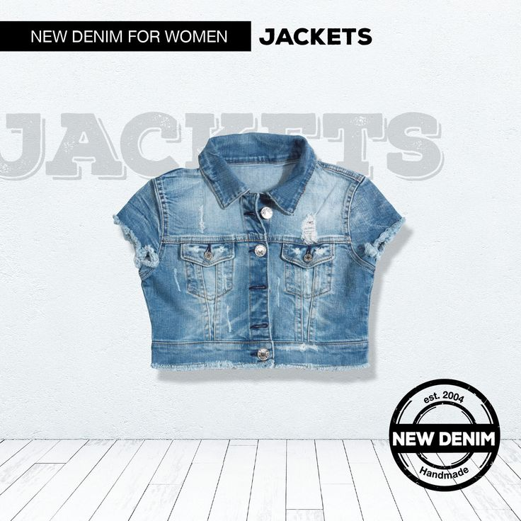 Denim tailored more precisely to the female form.