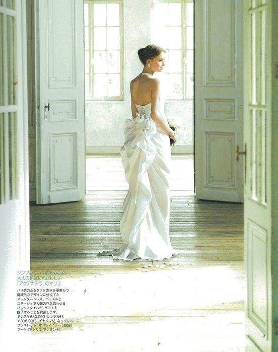 #NOVARESE #25ansウエディング #wedding #dress #flower  #wedding dress #ノバレーゼ #ウエディング #ウエディングドレス #アクアキアラ