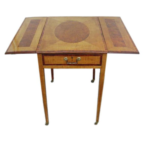 Pembroke Table TableDrop Leaf TableEnglish