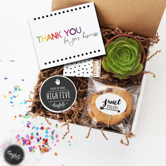 Thank You For Your Business Corporate Gift Customer Gift Thank