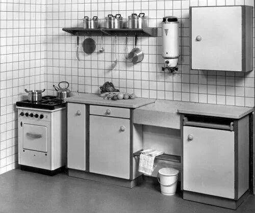 17 beste afbeeldingen over piet zwart keuken op pinterest zoeken retro en moderne vintage huizen - D co keuken ...