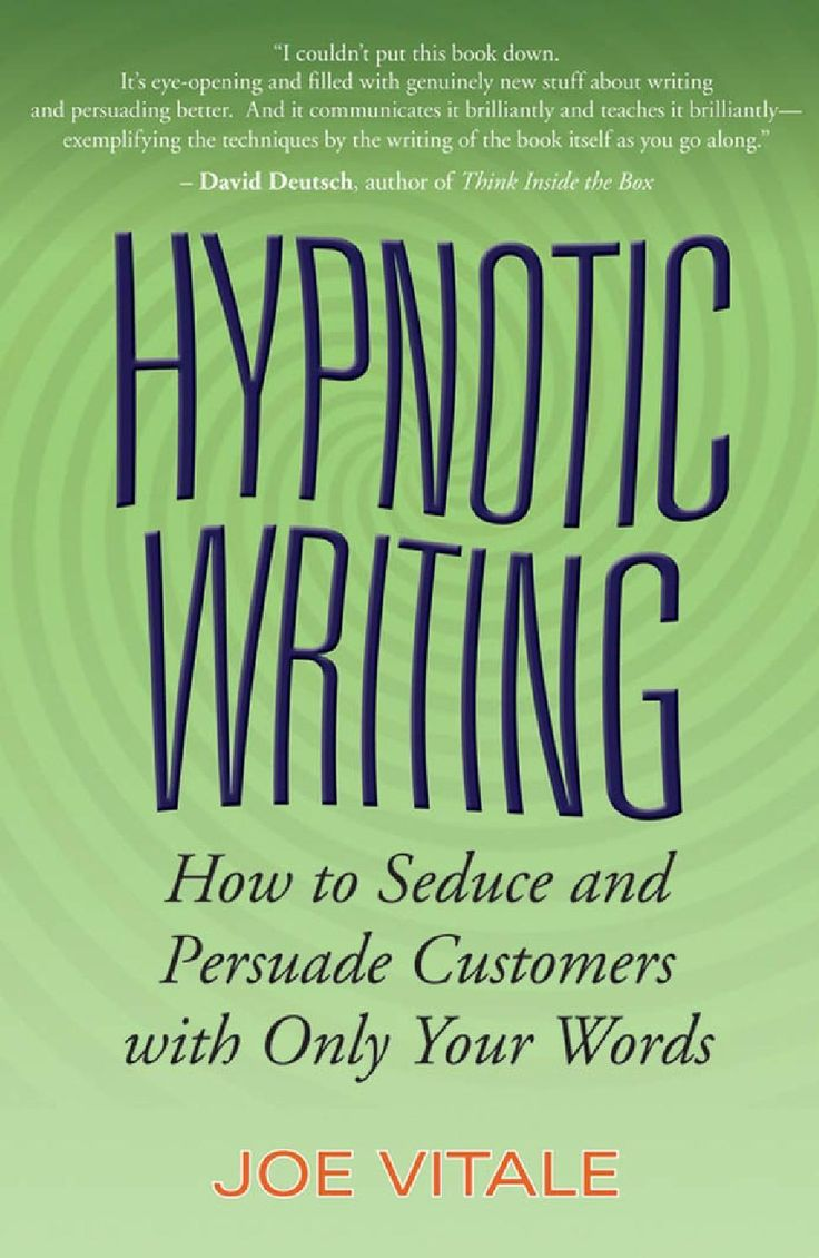 #ClippedOnIssuu from Hypnotic writing how to seduce and persuade customers with only your words