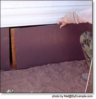 15 best RV skirting ideas images on Pinterest | Campers ...