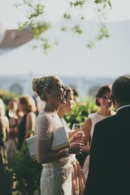 Late Summer Wedding at Montauk from Skilled Concept | Style Me Pretty