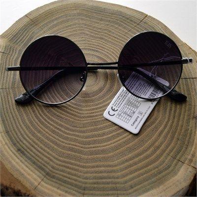Erkek John Lennon yuvarlak mavi güneş gözlüğü modellerini en ucuz fiyatlarıyla kapıda ödeme ve taksit ile Outlet Çarşım'dan satın al.