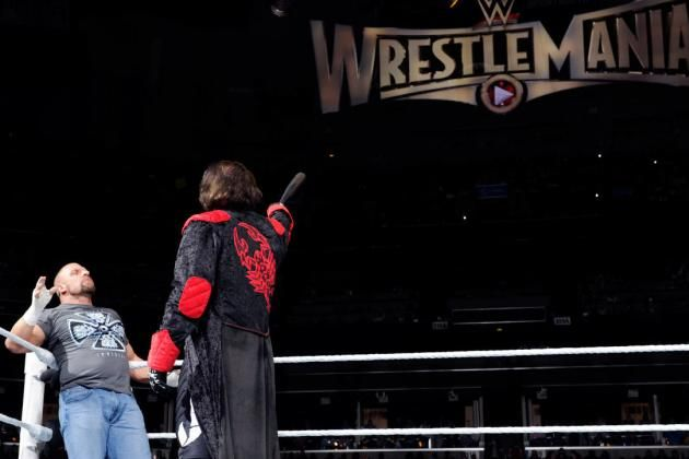 Sting's Legacy Hinges on WWE WrestleMania 31 Match with Triple H