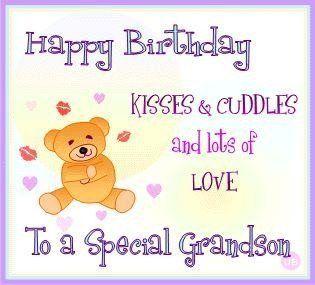 Birthday Wishes For Grandchildren