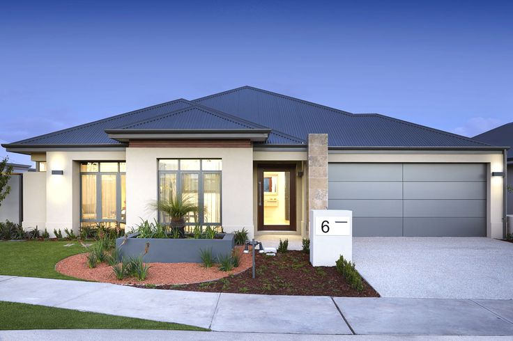 #IndianaPlatinum #Front #Elevation #Perth #DisplayHomes #HomeGroupWA