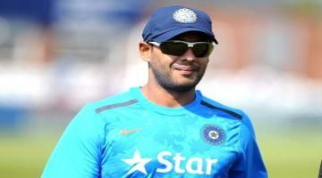 Stuart Binny to join Indian test squad in Sri Lanka Read complete story click here http://www.thehansindia.com/posts/index/2015-08-17/Stuart-Binny-to-join-Indian-test-squad-in-Sri-Lanka-170675