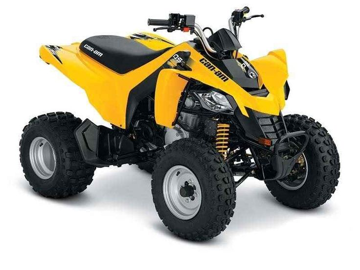 New 2017 Can-Am DS 250 ATVs For Sale in South Dakota. An ATV for riders age 14 and up, the DS 250 sports an energetic 250 cc liquid-cooled engine with a Continuously Variable Transmission (CVT). This vehicle gives promising riders a chance to show even more of their stuff.