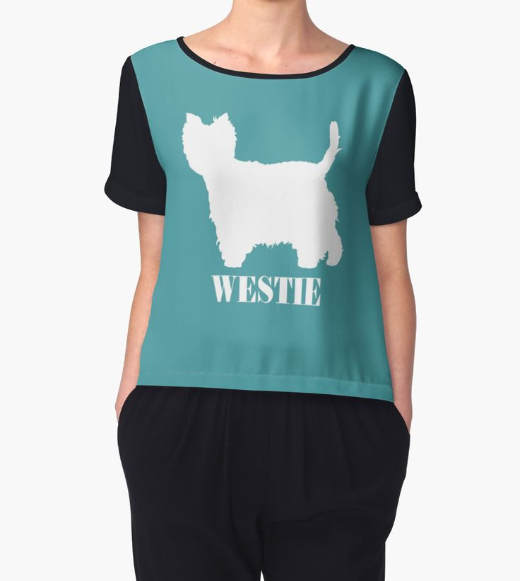 West Highland Terrier by OutlineArt