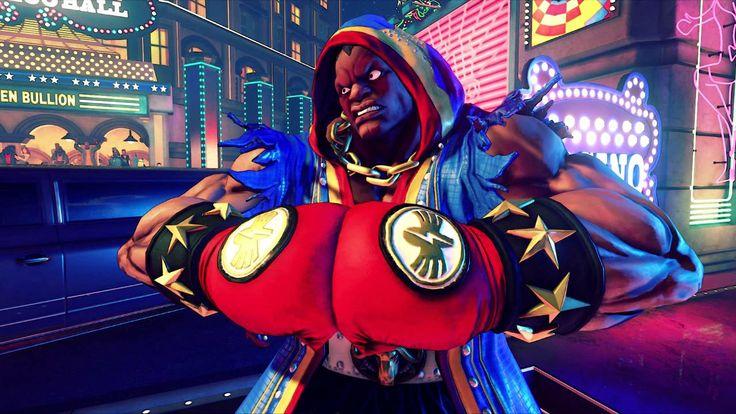 Balrog Street Fighter V theme - YouTube