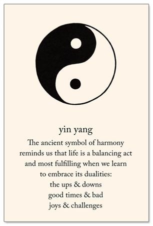 Life is about balance ✌