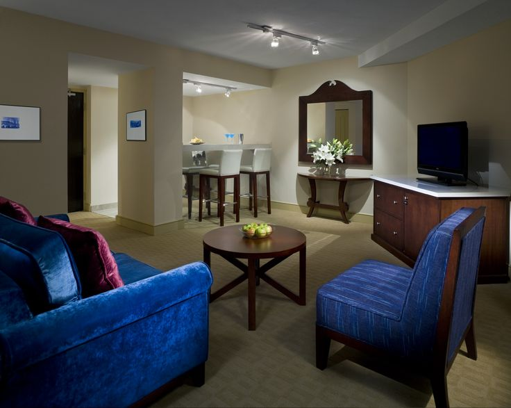 Hospitality suite connects to another room which is great for weddings or corporate groups.
