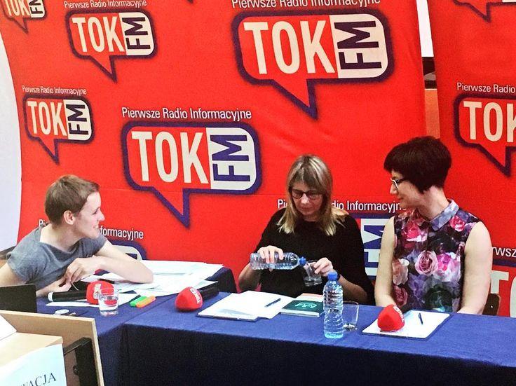 Za chwilę zaczynamy debatę w #Bydgoszcz. Oglądajcie na żywo na FB.com/tokfm #reformaedukacji #usłysz #TOKFM
