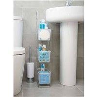 Slimline Bathroom Storage Rack (BT39) - Homecare Direct Shopping