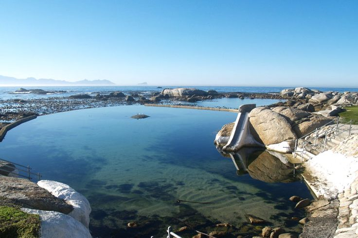 Natural Swimming Pools in Cape Town: Miller's Point
