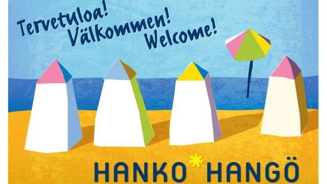 Hanko Hangö, a small seaside resort  http://tourism.hanko.fi/2007/?pid==en