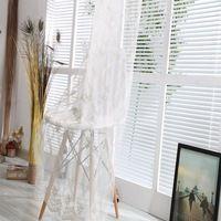 bellezza regale del ricamo fatto a mano di bianco puro tende di pizzo peril salone tende - ID del prodotto : 60068831688 - m.italian.alibaba.com