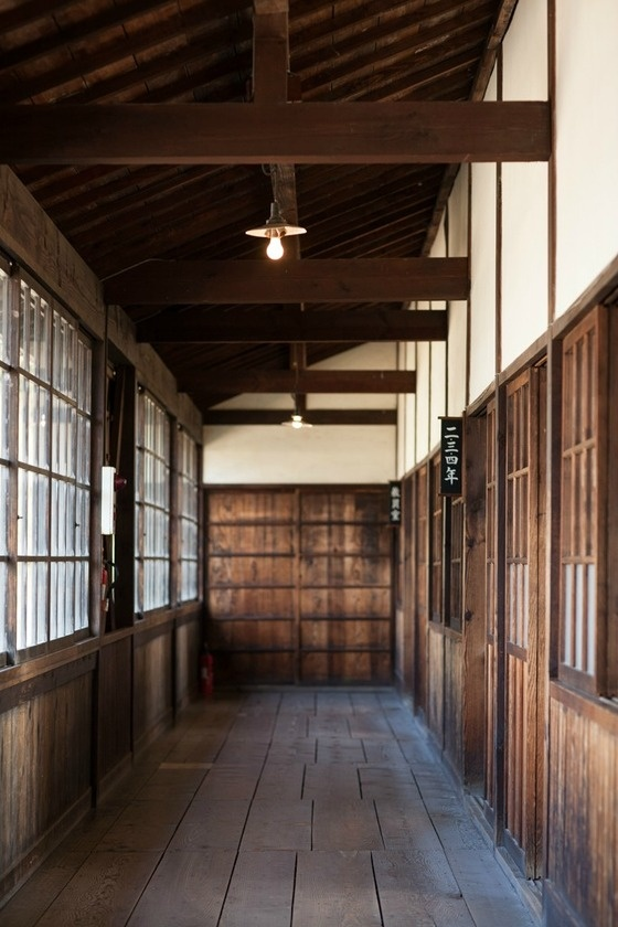 School room at Shodo-shima island, Japan