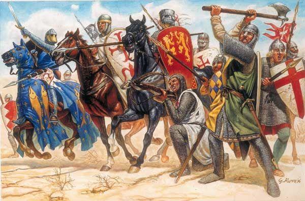 le crociate - ASDPS ARMIS ET LEO