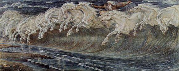 I cavalli di nettuno