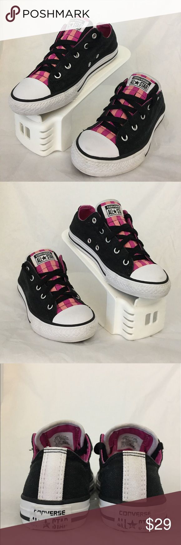 Converse All Star Shoes Pre owned Converse All Star Shoes in excellent just out of the washing machine condition! Zoom in on the pictures!  Smoke and pet free house. Converse Shoes Sneakers