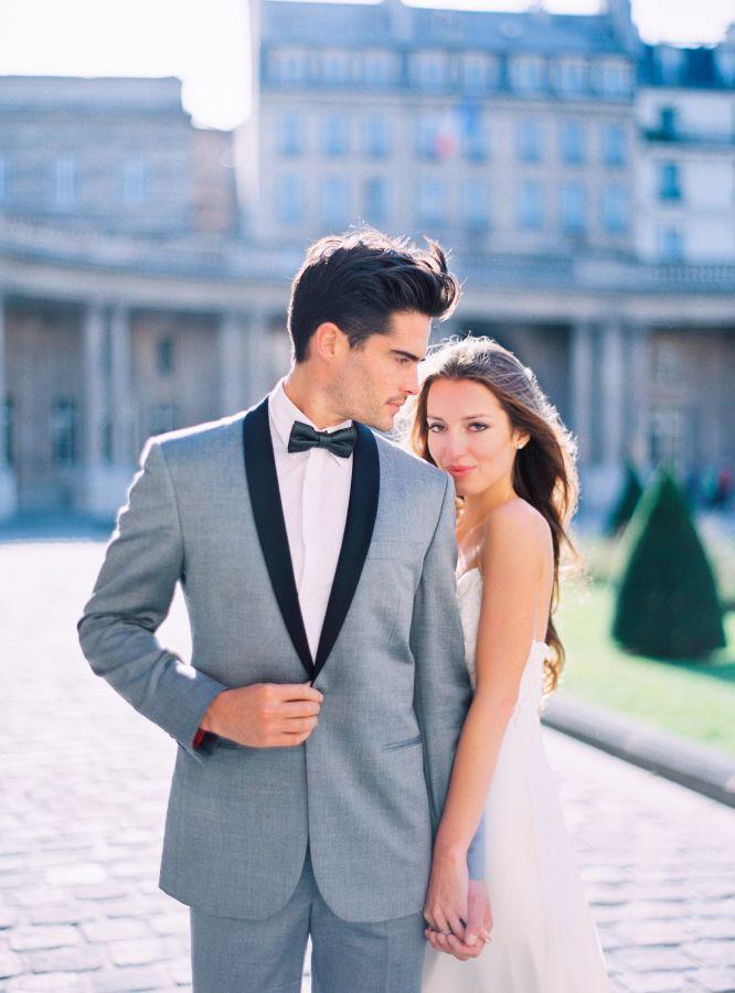 Parisian pretty: http://www.stylemepretty.com/2015/08/25/romantic-french-elopement-inspiration/ | Photography: Le Secret D'Audrey - http://www.lesecretdaudrey.com/