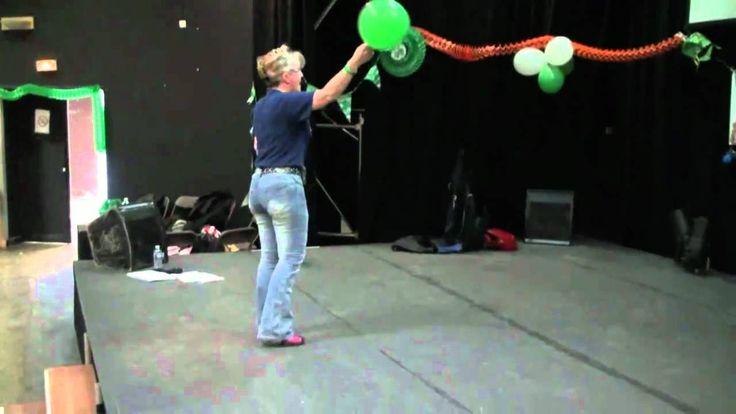 Jig About - Danse irlandaise faite par Martine au workshop chez STEP DAN...