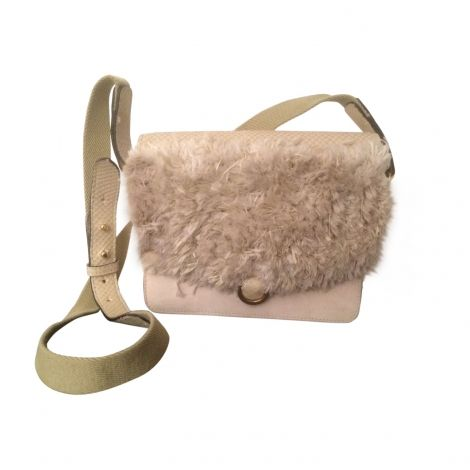 I found this Leather Handbags from ISABEL MARANT on @videdressing. Go check it out: