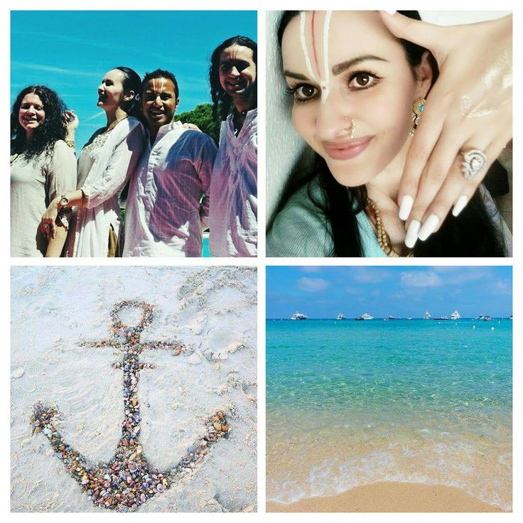 wherever our Lord Giridhari #Paramahamsa Sri Swami #Vishwananada resides there is #BhaktiSounds with HIM -this time in the captivating beauty of France- Saint Tropez found by Mira https://twitter.com/Mira_108SV