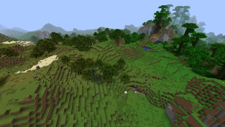 Download Beta World Generator Mod 1.13/1.12.2/1.11.2 - World Generator from Minecraft Beta 1.7...