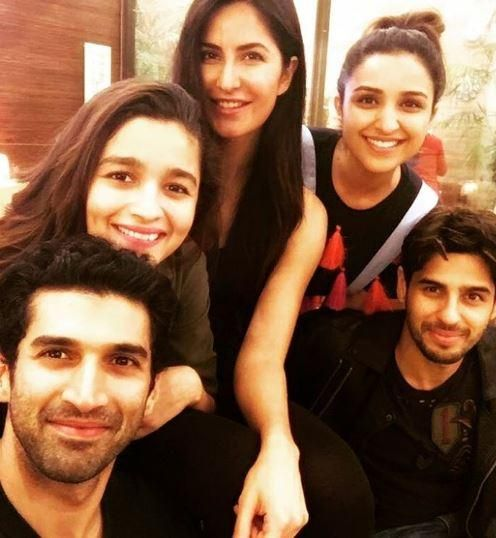 And the fun begins! Dream Team all set to take off, but where is Varun Dhawan?…