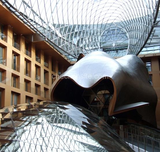 Frank Gehry, DZ Bank, Berlin