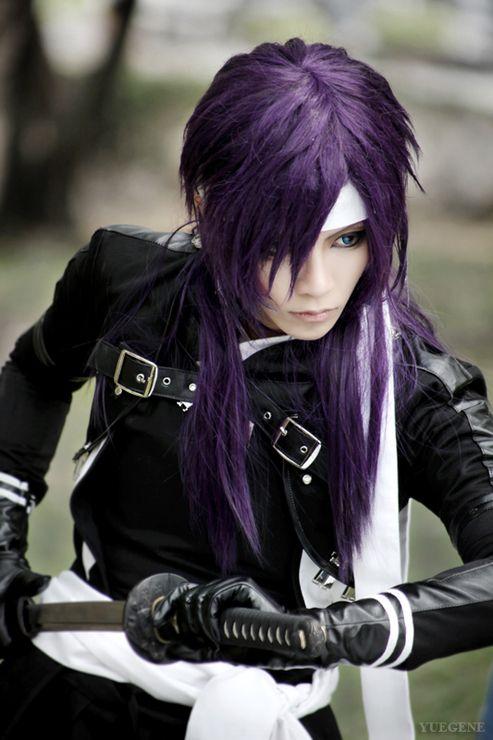 Hajime Saito Cosplay || anime cosplay