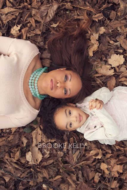 Mommy/daughter photo shoot {Brooke Kelly Photography}