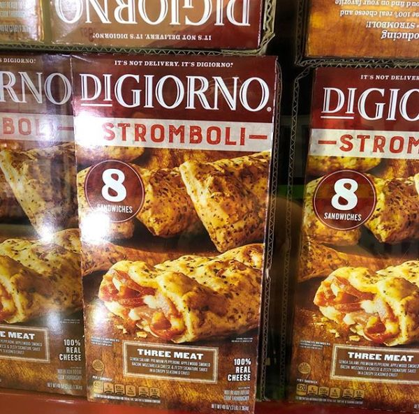 New Digiorno Stromboli 3 Meat This Looks Like A Fancy Hot