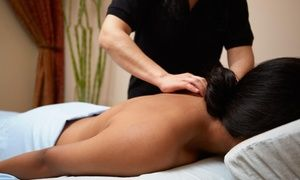 Groupon - $ 19 for One Lymphatic Drainage Massage at River Oaks Spine Center ($90 Value) in Lewisville. Groupon deal price: $19