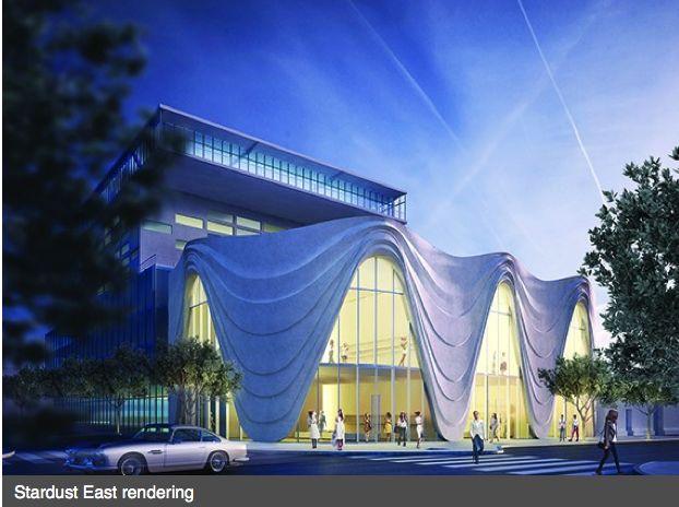 Re: Dacra - Miami Design District's next phase adds 250K+ sq ft of retail (Gucci, Eres...), 3 Joel Robouchon boites, 120-rm hotel, & a 900-slot arty car park.