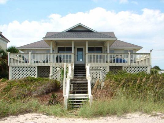 edisto realty - wave watching - beach front