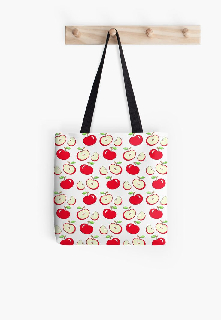 Apples pattern • Also buy this artwork on bags, apparel, stickers, and more.