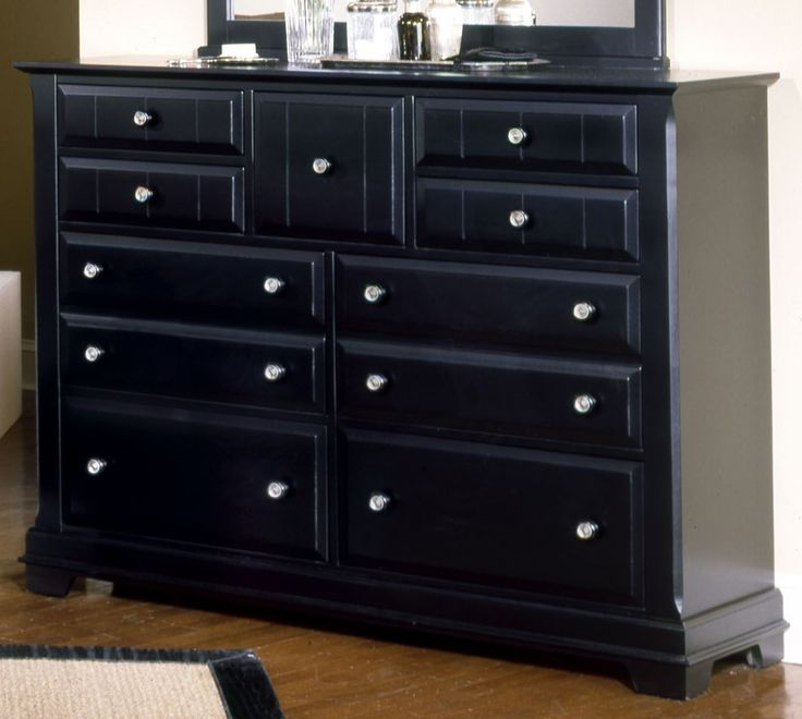 black bedroom dressers. Explore fresh Impressive Black Bedroom Dresser 9 Drawer  suggestions in lots of graphics from Shirley Thompson interior designer The 25 best Cheap black dresser ideas on Pinterest Metal and