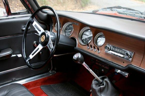 '67 dash