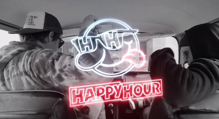 MARTIRIO skateboards: HAPPY HOUR / JAMIE TANCOWNY & BRYAN HERMAN / BOX D...