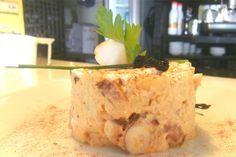 La ensaladilla de pulpo del Balandro | Cosas de comer