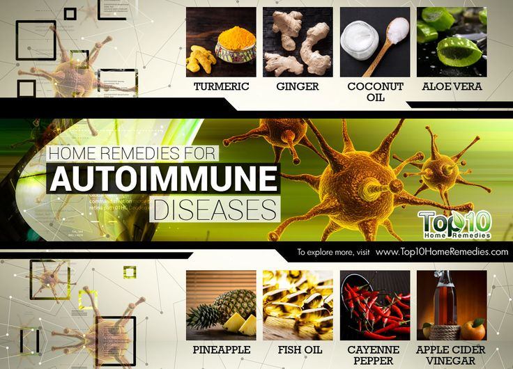 hjemme retsmidler til autoimmun sygdom