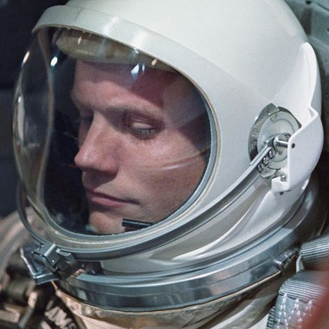 """""""I believe that every human has a finite number of heartbeats. I don't intend to waste any of mine""""    — Neil Armstrong (1930-2012): Spaces, Heroes, Apollo 11, Neil Armstrong, Gemini, Astronaut, Rare Photos, Photography, The Moon"""